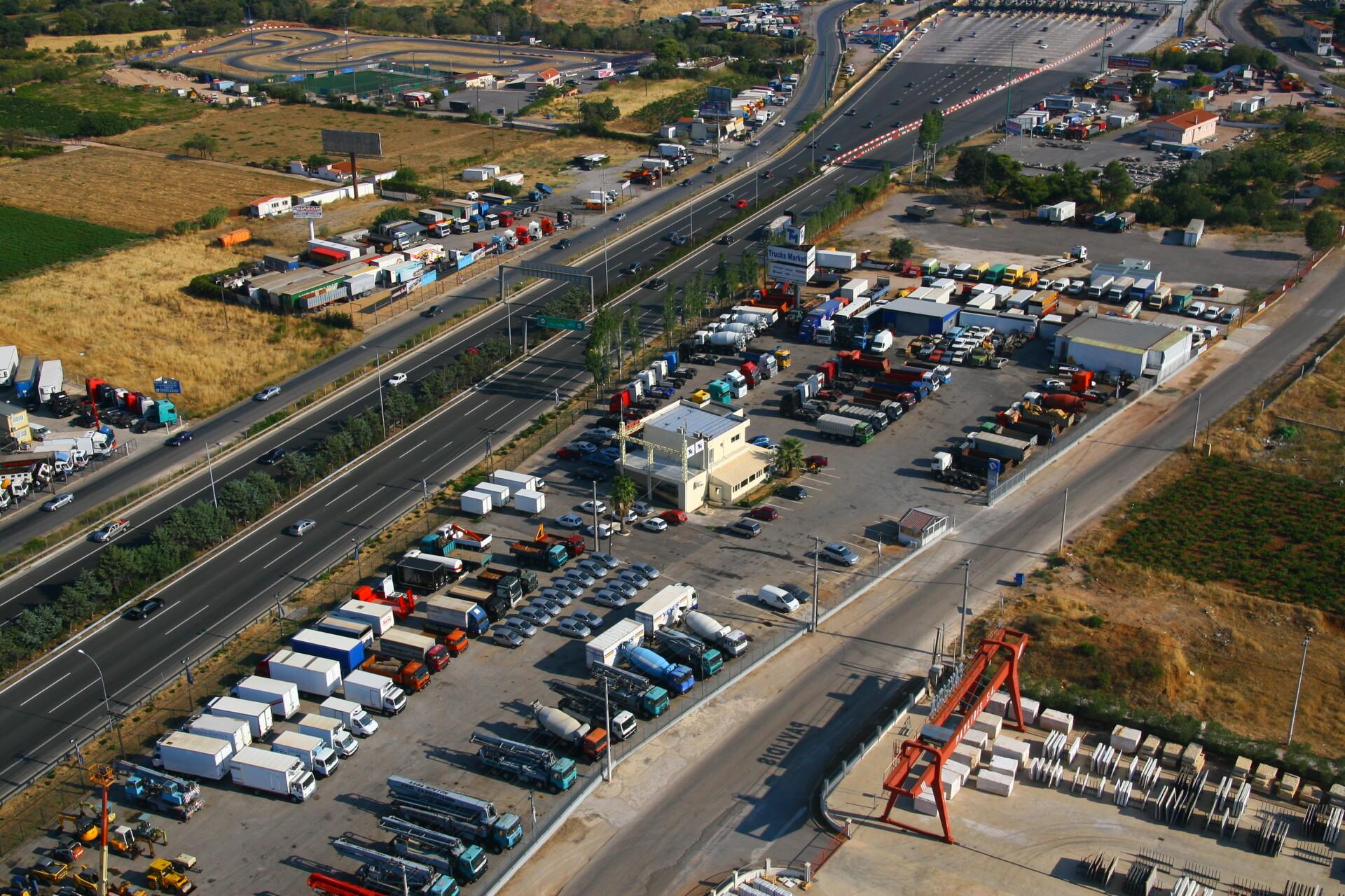 Οι εγκαταστάσεις της Trucks Market