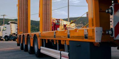Trailer Kassbohrer Trucks Market